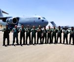 IAF contingent lands in France for 'Garuda-VI' air exercise