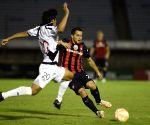 URUGUAY-MONTEVIDEO-SOCCER-DANUBIO VS SAN LORENZO