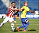 URUGUAY MONTEVIDEO SOCCER PARAGUAY VS BRASIL