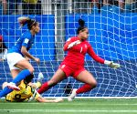 (SP)FRANCE-MONTPELLIER-2019 FIFA WOMEN'S WORLD CUP-GROUP C-BRAZIL VS AUSTRALIA