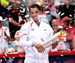 Nadal, Andreescu crowned champions at Rogers Cup