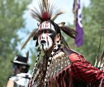 34th annual Echos of a Nation Powwow near Montreal, Canada