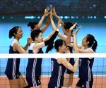 SWITZERLAND MONTREUX VOLLEYBALL MASTERS CHN VS ARG