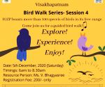 Free Photo: More bird walks in Vizag Zoo due to good response