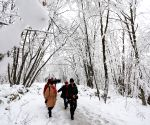 More snow falls over Shimla, Manali, Dalhousie