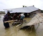 Assam flood situation grim, 59 lives lost, 33 lakh affected