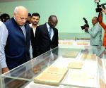 M.J. Akbar inaugurates 'Taj Mahal Meets Timbuktu' exhibition