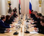 RUSSIA MOSCOW SYRIA FM MEETING