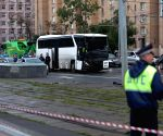 RUSSIA MOSCOW BUS ACCIDENT