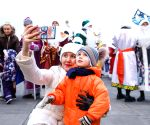 RUSSIA-MOSCOW-DED MOROZ FESTIVAL