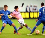 (SP)RUSSIA-MOSCOW-SOCCER-UEFA EUROPA LEAGUE-DINAMO VS ANDERLECHT