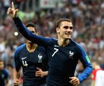 Our children will be proud, says french striker Griezmann