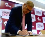 RUSSIA MOSCOW POLITICS DUMA ELECTIONS
