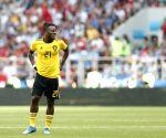 Batshuayi leads Belgium 2-0 over Iceland