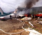 2 killed in Russia plane crash