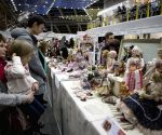 RUSSIA MOSCOW DOLL EXPO