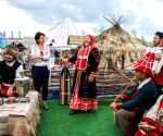 RUSSIA-MOSCOW-GEOGRAPHICAL SOCIETY FESTIVAL