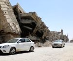IRAQ MOSUL REBUILD