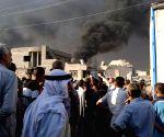 IRAQ MOSUL OIL WELLS SABOTAGE