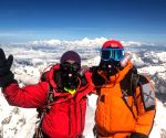 Arjun Vajpayi scales Kangchenjunga, youngest to scale 6 peaks of over 8,000 metres