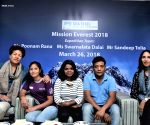 Mount Everest Expedition 2018​ - press conference