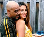 Meet Rhythm, Baby Boy Of Raghu Ram And Natalie
