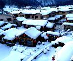 CHINA HEILONGJIANG SNOW SCENERY