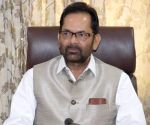 Violence in Delhi due to 'incitement' of Muslims: Naqvi