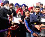 Punjab CM during National Livestock Championship and Livestock Expo-2015
