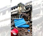 Portion of vacant building collapses in Mumbai, no casualties
