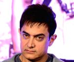 Aamir Khan promotes his film PK