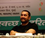 Aamir Khan launches Swachhata Saptapadi scheme