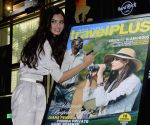 Diana Penty unveils Travel Plus cover
