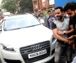 Promotion of film Ungli