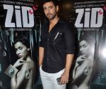 Media interactions of film Zid