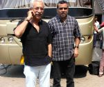 Promotion of film Dharam Sankat Mein