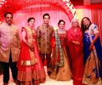 Pulkit Samrat's wedding reception
