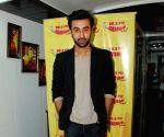 Ranbir Kapoor promotes Bombay Velvet