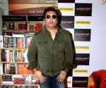 : Mumbai: Shekhar Suman launched author Zaarra Khader's book The Forbidden One