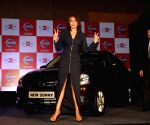 Sonakshi Sinha promotes collaboration between Nissan Sunny Sedan and 92.7 Big FM