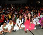 Sonalee Kulkarni, Aneel Murarka and Gurpreet Kaur Chadha celebrate Children's Day
