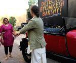 2nd launch of film Detective Byomkesh Bakshy!