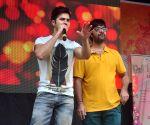 Varun Dhawan promotes film Badlapur