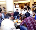 Bollywood celebrities participate in Mumbai Development Discussion