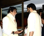 Wishes for speedy recovery continue pouring in for Bachchans