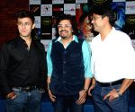: Mumbai: Sonu Nigam and Bickram Ghosh celebrates their selection in Oscar for movie Jal