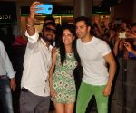 Promotion of the film Badlapur