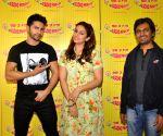 Promotion of their upcoming movie Badlapur