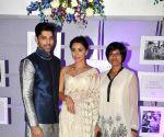 Amrita, Smaran display platinum bridal jewellery