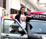 Gul Panag drives Mahindra Scorpio from Manali to Leh